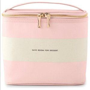 Kate Spade Pink Lunch Tote Brand New